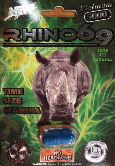 Rhino 69 Platinum 5000