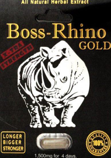 boss rhino gold