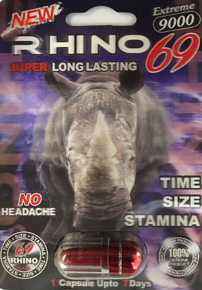 rhino 69 Platinum