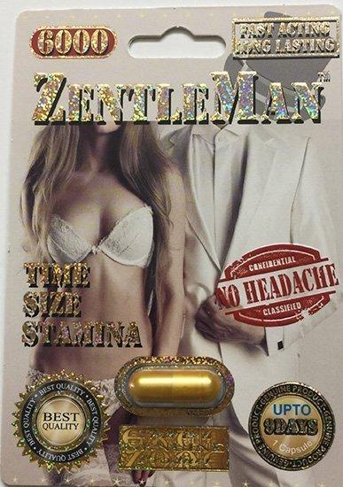 ZentleMan Stamina 6000