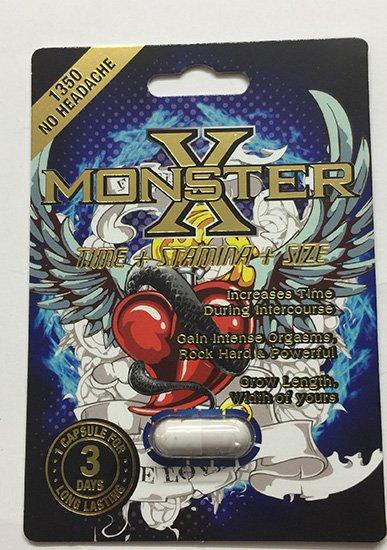 Monster X 1350